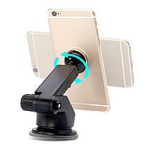 Магнитный автомобильный телескопический держатель для смартфона Baseus Mechanical Era Car Mount, фото 3