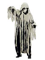 Костюм, накидка Призрака с капюшоном, накидка Зомби - оригинальный аксессуар для вашего стиля!