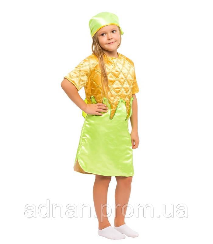 Карнавальный костюм  Кукурузы,купить оптом и розницу, MK 1408 KRKD-0021