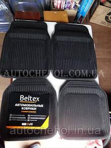 Универсальные текстильные коврики на резиновой подкладке, Beltex