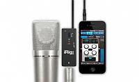 IRig PRE - Микрофонный интерфейс, фото 1