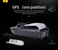 JABO-2AD20А-GPS-F7 кораблик для прикормки с GPS функцией автовозврат и эхолот Lucky FFW718, фото 1