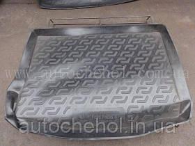 Черный качественный коврик в багажник FORD FOCUS II