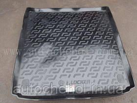 Черный качественный коврик в багажник SSANG Young Rexton