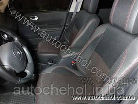 Чехлы Renault Megane 2 марки MW_BROTHERS