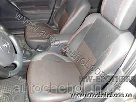 Чехлы Renault Megane3 марки MW_BROTHERS