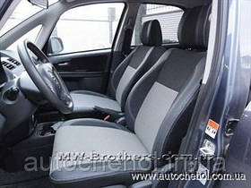 Чехлы Suzuki SX 4 sedan марки MW_BROTHERS