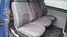 Чехлы на Ford Transit 2014