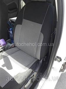 Чехлы на сиденья Ford Focus, автоткань, АвтоМир