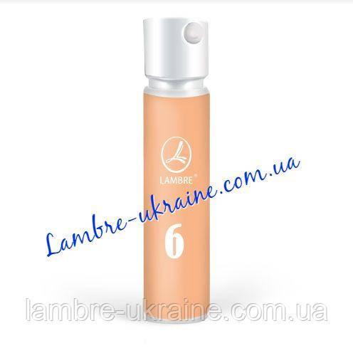 Пробник парфуми Ламбре (Lambre) № 6 - відомий аромат: Lanvin - Eclat - 1,2 мл