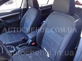 Чехлы на сиденья Kia Sportage II марки MW_BROTHERS