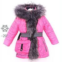 Яркая куртка для девочки в интернет магазине от производителя, фото 1