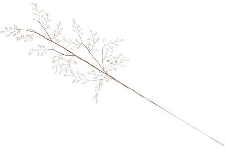 Декоративная ветка Хрустальный звон 76см (734-107), фото 2