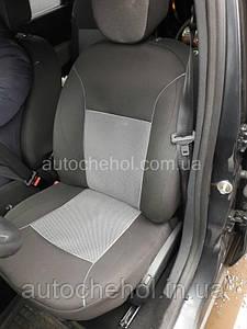 Чехлы на сиденья Renault Lodgy, автоткань, АвтоМир