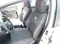 Чехлы на сиденья Toyota Yaris 2012, Елегант