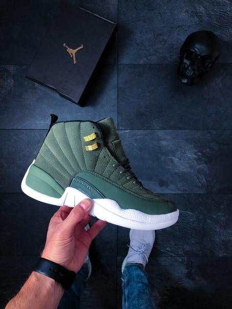 Мужские кроссовки Nike Air Jordan 12 Retro