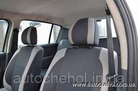 Чехлы на сиденья автомобиля Renault Sundero производитель MW