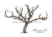 Дерево пожеланий №4