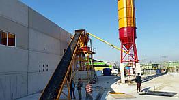 Стационарный бетонный завод GNR-SBS 90 General Makina