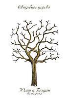 Дерево пожеланий №5