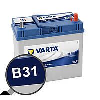Автомобильный аккумулятор VARTA 6ст - 45 Ah 330 A (B31) BD (+справа)