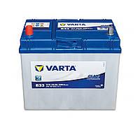 Автомобильный аккумулятор VARTA 6ст - 45 Ah 330 A (B33) BD (+слева)