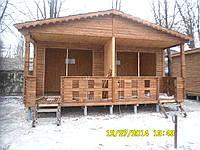 Строительство бани деревянной сборной , фото 1