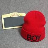 Шапка з 3D вишивкою BOY, фото 2