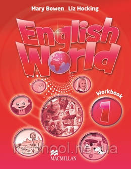 English World 1 Workbook ISBN: 9780230024779, фото 2
