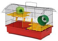 """Клетка для грызунов """"Биг  вагон люкс"""" (610x395x405), фото 1"""