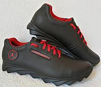 Jordan мужские кроссовки осень-весна кожа обувь кросовки спорт реплика