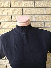 Гольфик, свитер женский ангоровый  ELEGANCE, Турция, фото 3
