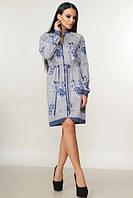 Женское платье Рики синий