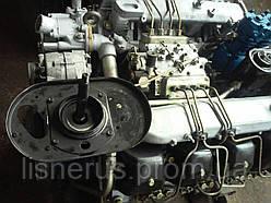 Двигатель 740.10 в сб. с оборуд. без стартера (210 л.с.) (пр-во КамАЗ)