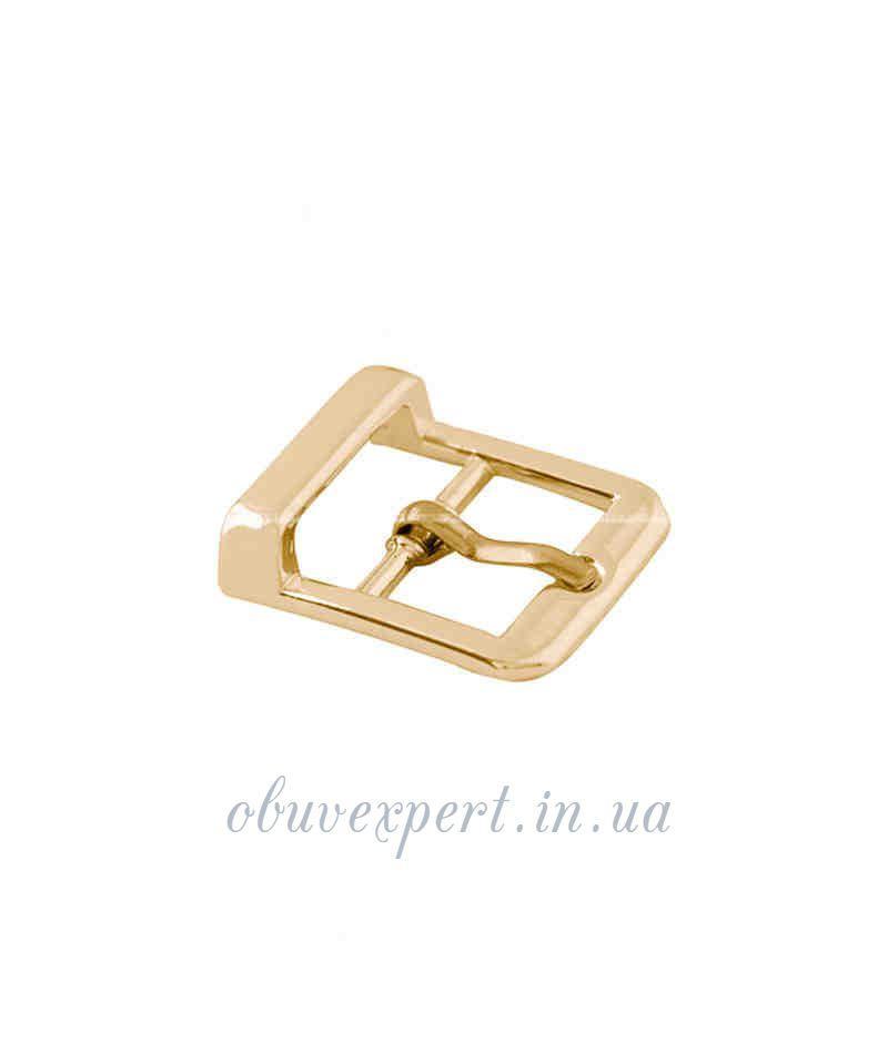 Пряжка 12 мм Красное золото