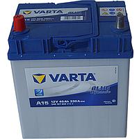 Автомобильный аккумулятор VARTA 6ст - 40 Ah 330 A BD(A15) (+слева)