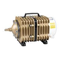 Поршневой аэратор, компрессор SunSun ACO 007, 90 л/мин для пруда, септика, водоема, водопада, УЗВ