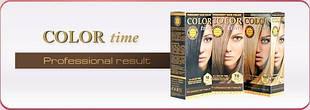 Стойкая краска для волос Color Time