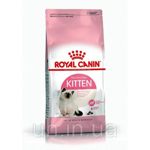 Royal Canin Kitten 36 сухий корм для кошенят до 12 місяців 2КГ