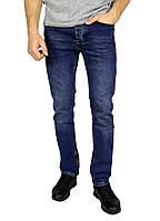 Синие мужские джинсы прямые TRIPTONIC, фото 1
