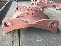 Плита реверсивна відбивна дробарки / Плита реверсивная отбойная дробилки СМД-75А М8625.03.00Б