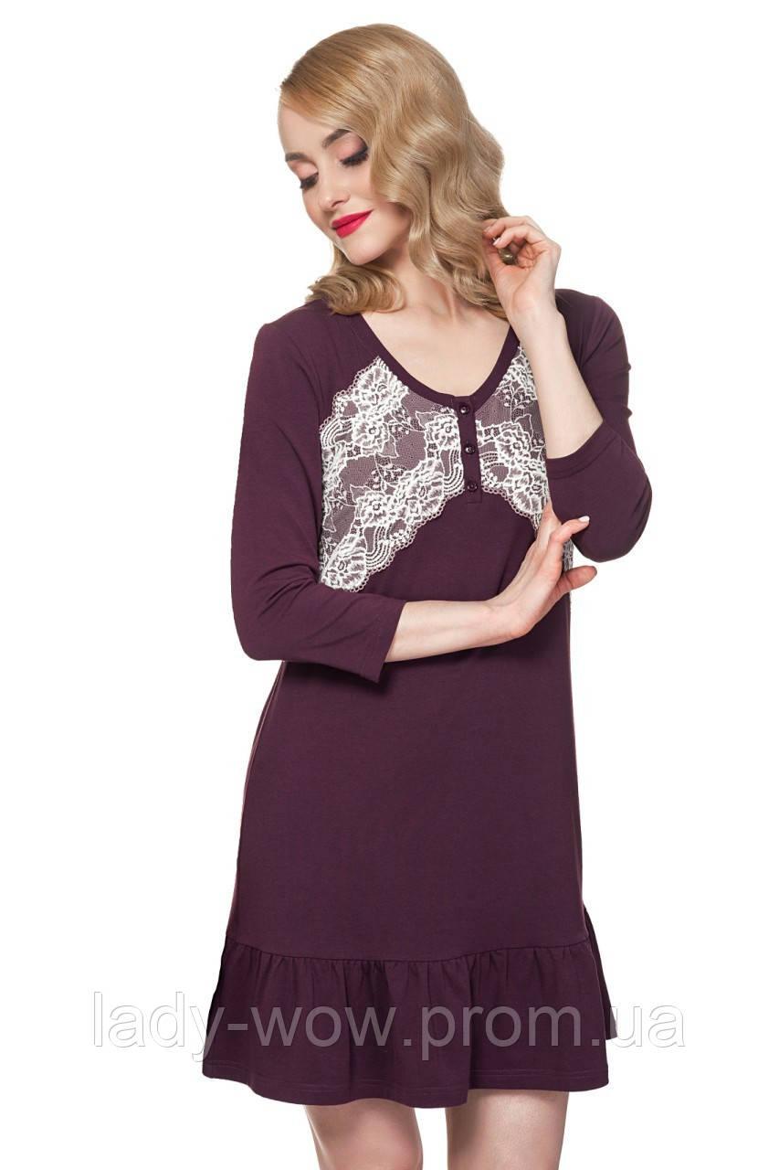 Ночная сорочка женская ELLEN из модала