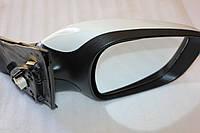 Зеркало правое электрическое с подогревом без повторителя(5конт) под покраску Hyundai/Kia grog Корея