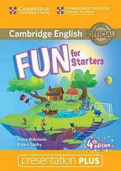 Fun for Starters 4th Edition Presentation Plus DVD-ROM