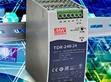 TDR-240 - Mean Well выпустил новый 3-фазный 240Вт блок питания на DIN рейку