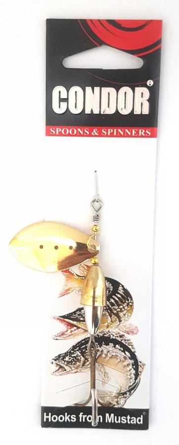 Блесна-вертушка Condor, цвет 116, 15гр