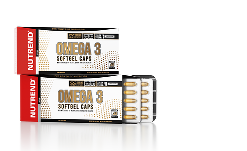 Комплекс Nutrend Omega 3 (120 caps)