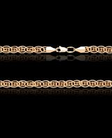 Золотой браслет Нонна/Бисм(6,0)