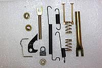 Рем/комплект тормозных  колодок зад. лев.  Lanos, Nexia grog Корея