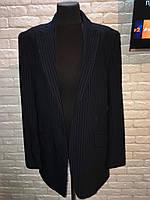 Женский пиджак классический большой размер
